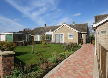 Thumbnail 4 bed semi-detached bungalow for sale in Sheffield Road, Wymondham