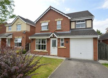 Thumbnail 4 bed detached house to rent in Spring Meadows, Clayton Le Moors, Accrington