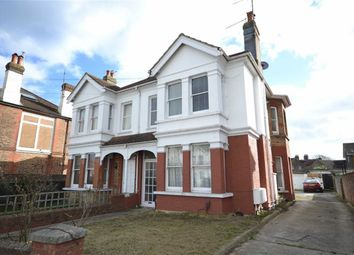 Thumbnail 2 bedroom flat for sale in 37 Northcourt Road, Broadwater, Worthing, West Sussex