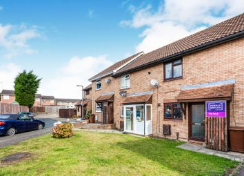 Thumbnail 2 bed end terrace house for sale in Pirbright Close, Lordswood, Chatham