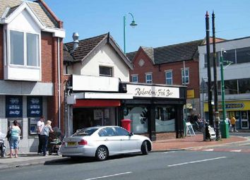 Thumbnail Retail premises for sale in Poulton Street, Fleetwood