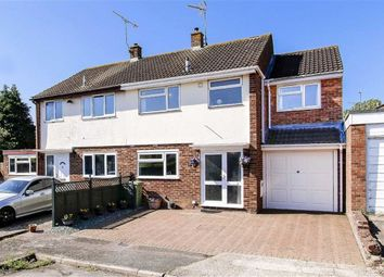 Thumbnail 4 bed semi-detached house for sale in Dumfries Close, Bletchley, Milton Keynes, Buckinghamshire