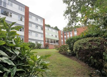Thumbnail 2 bed flat for sale in Berkeley Court, Weybridge