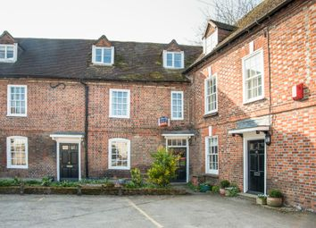 Thumbnail 4 bed terraced house for sale in Faulknor Square, Charnham Street, Hungerford