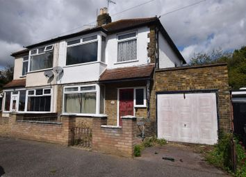 3 bed semi-detached house for sale in Wolseley Road, Rush Green, Romford RM7