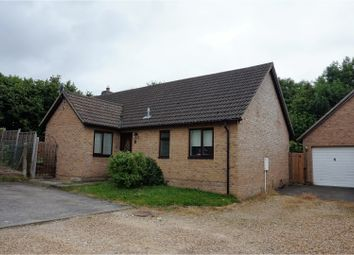Thumbnail 3 bedroom detached bungalow for sale in The Paddocks, Six Mile Bottom, Newmarket