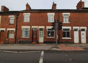 Thumbnail 2 bedroom terraced house for sale in Hartshill Road, Hartshill, Stoke-On-Trent