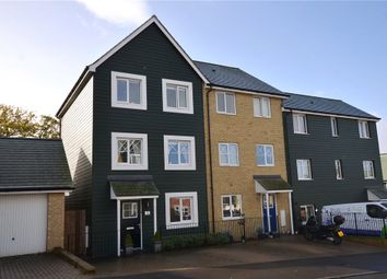 Thumbnail 3 bed end terrace house for sale in Rana Drive, Church Crookham, Fleet