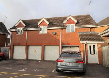 Thumbnail 2 bed maisonette to rent in Campion Road, Hatfield