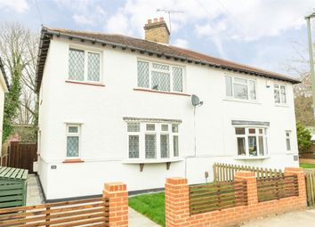 Thumbnail 3 bed semi-detached house for sale in Felcott Road, Walton-On-Thames, Surrey