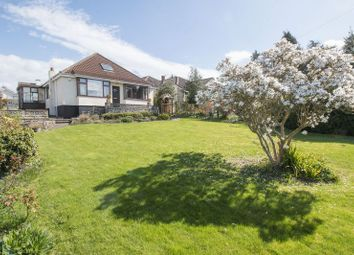 Thumbnail 3 bedroom detached bungalow for sale in Wellsway, Keynsham, Bristol