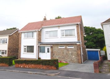 Thumbnail 4 bedroom detached house for sale in Heol Briwnant, Rhiwbina, Cardiff