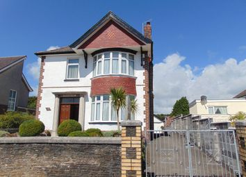 Thumbnail 4 bed detached house for sale in Gower View, Llanelli