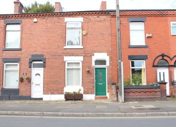 Thumbnail 2 bed terraced house for sale in Haughton Green Road, Denton, Manchester