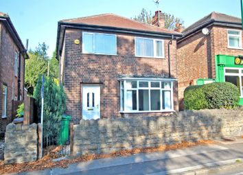 Thumbnail 3 bed detached house for sale in Carlton Road, Nottingham