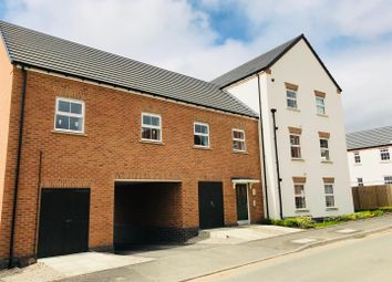 Thumbnail 2 bed flat for sale in Emperior House, Saxon Meadows, Nuneaton