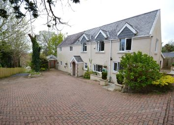 Thumbnail 3 bed detached house for sale in Bryn Hir, Old Narberth Road, Tenby