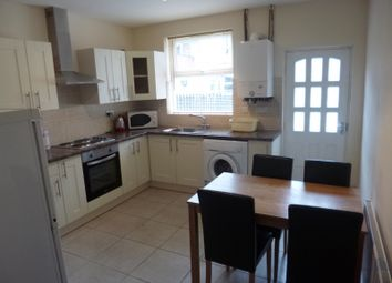 Thumbnail 4 bed property to rent in Chippendale Street, Lenton