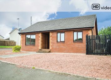 Thumbnail 3 bedroom detached bungalow for sale in Rosslyn Road, Ashgill, South Lanarkshire