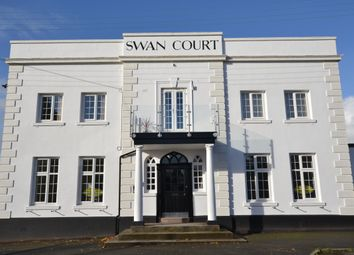 Thumbnail 2 bed flat for sale in Swan Court, Nantwich Road, Woore