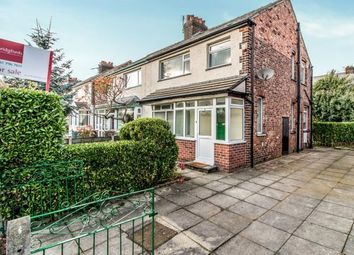 Thumbnail 3 bed semi-detached house for sale in Cedar Grove, Prestwich, Manchester, Greater Manchester