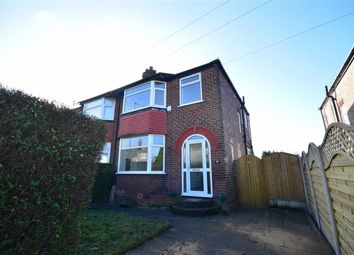 Thumbnail 3 bed semi-detached house to rent in Keswick Road, Heaton Chapel, Stockport, Cheshire