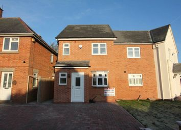 Thumbnail 3 bed property to rent in King Richard Road, Hinckley
