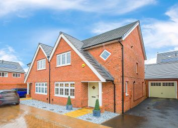 Thumbnail 3 bed semi-detached house for sale in Mereway, Barton Seagrave