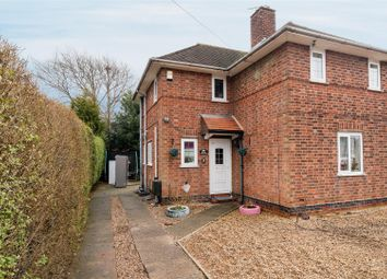 Thumbnail 3 bed detached house for sale in Woodthorpe Road, Loughborough