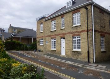 Thumbnail 3 bedroom terraced house for sale in Cross Street, Cowes