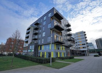 Thumbnail 2 bed flat for sale in Harrison House, Martineau Square, London