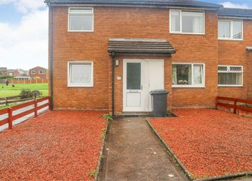 Thumbnail 2 bed flat for sale in Lansdowne Crescent, Carlisle, Cumbria