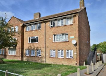Thumbnail 3 bed flat for sale in St. Annes Avenue, Stanwell, Staines