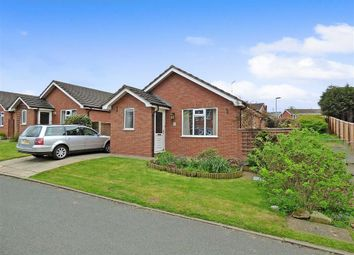 Thumbnail 2 bedroom detached bungalow for sale in St. Lawrence Court, Nantwich