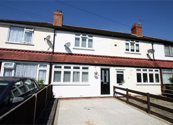 Thumbnail 2 bed terraced house for sale in Fenton Avenue, Staines-Upon-Thames, Surrey