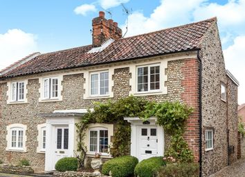 Thumbnail 2 bedroom cottage for sale in Mill Street, Holt