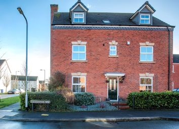 Thumbnail 5 bed detached house for sale in Caterbanck Way, Lichfield
