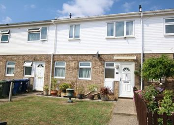 Thumbnail 3 bedroom terraced house to rent in Knights Close, Eaton Socon, St Neots, Cambridgeshire