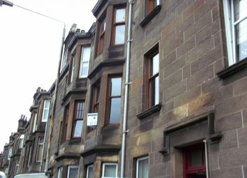 Thumbnail 1 bed flat to rent in Glasgow Road, Dumbarton