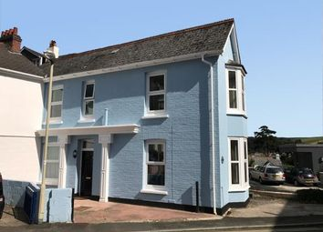 Thumbnail 3 bed link-detached house for sale in Dartmouth, Devon