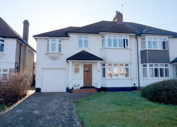 Thumbnail 4 bed semi-detached house for sale in Hayes Chase, West Wickham