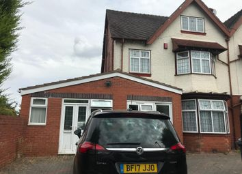 Thumbnail 6 bed semi-detached house for sale in Grove Lane, Handsworth