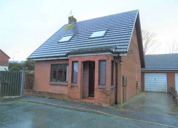 Thumbnail 3 bed detached bungalow for sale in 29 Maes Awel, Fishguard, Pembrokeshire
