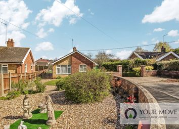 Thumbnail 2 bed bungalow for sale in The Uplands, Beccles
