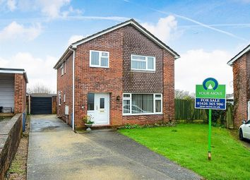 Thumbnail 4 bed detached house for sale in Orbec Avenue, Kingsteignton, Newton Abbot