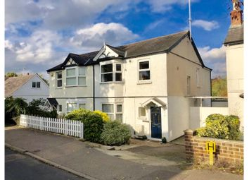 Thumbnail 4 bed semi-detached house for sale in Brook Road, Sawbridgeworth
