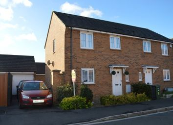 Thumbnail 3 bed semi-detached house for sale in The Brambles, St Georges, Weston-Super-Mare