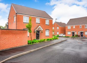 Thumbnail 3 bed detached house for sale in Tarn Close, Willenhall, West Midlands