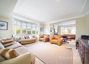 Thumbnail 3 bed semi-detached house for sale in Gordon Avenue, Stanmore