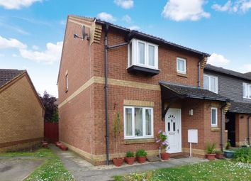 Thumbnail 3 bedroom end terrace house for sale in Sibton Abbey, Bedford